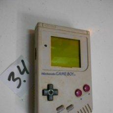 Videojuegos y Consolas: ANTIGUA CONSOLA GAMEBOY. Lote 203456100
