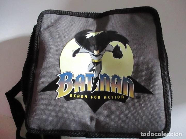 BOLSA DE TRANSPORTE BATMAN PARA LA PLATAFORMA NINTENDO GAME BOY ADVANCE (Juguetes - Videojuegos y Consolas - Nintendo - GameBoy)