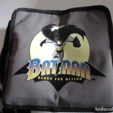 Videojuegos y Consolas: BOLSA DE TRANSPORTE BATMAN PARA LA PLATAFORMA NINTENDO GAME BOY ADVANCE. Lote 204626662