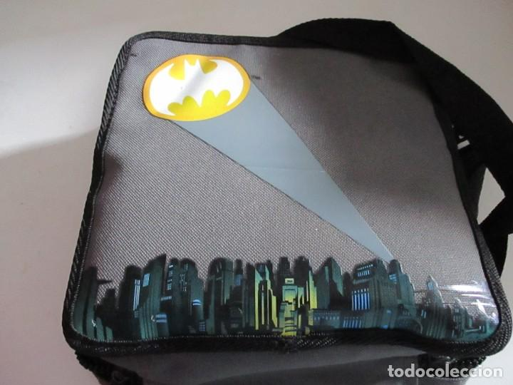 Videojuegos y Consolas: Bolsa de transporte batman para la plataforma Nintendo Game boy advance - Foto 2 - 204626662