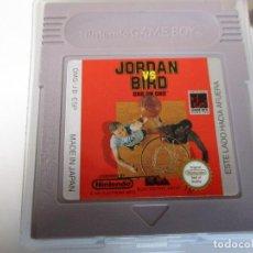 Videojuegos y Consolas: CARTUCHO DE JUEGO DE NINTENDO GAME BOY JORDAN BIRD. Lote 204692173