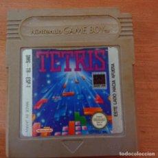 Videojuegos y Consolas: TETRIS GAME BOY CARTUCHO. Lote 204713972