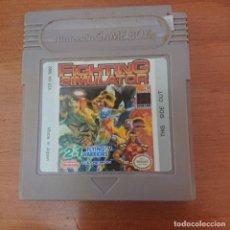 Videojuegos y Consolas: FIGHTING SIMULATOR GAME BOY CARTUCHO. Lote 204749635