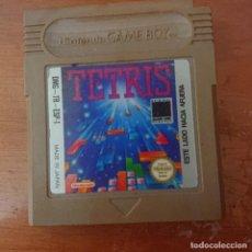 Videojuegos y Consolas: TETRIS GAME BOY CARTUCHO. Lote 204806638