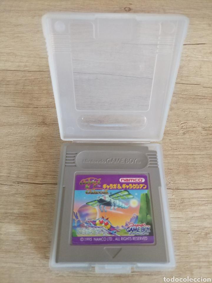 Videojuegos y Consolas: Cartucho original Nintendo Gameboy Galaga and Galaxian - Foto 4 - 205544531