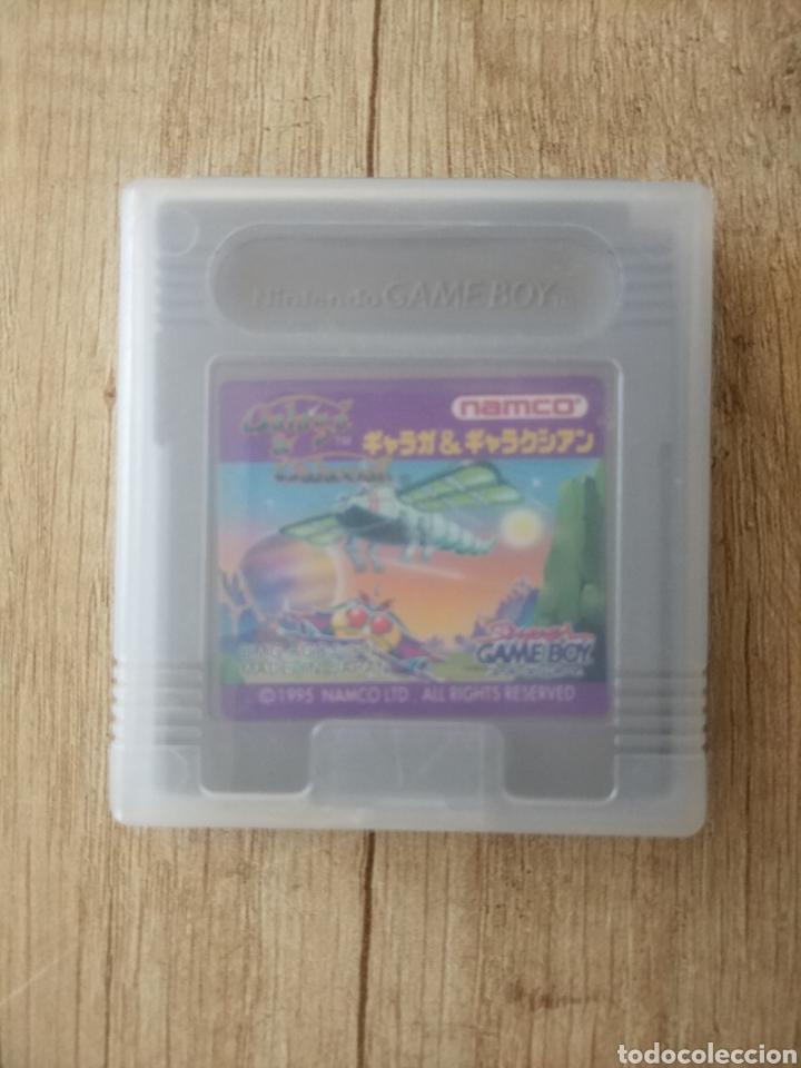 Videojuegos y Consolas: Cartucho original Nintendo Gameboy Galaga and Galaxian - Foto 6 - 205544531