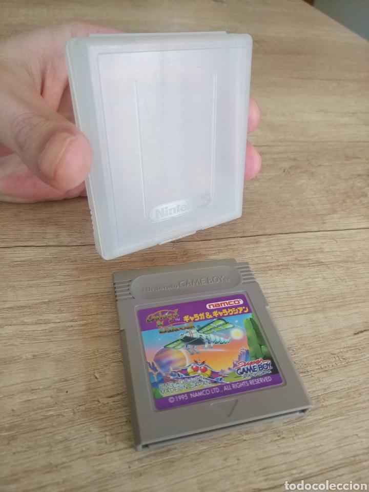 Videojuegos y Consolas: Cartucho original Nintendo Gameboy Galaga and Galaxian - Foto 12 - 205544531