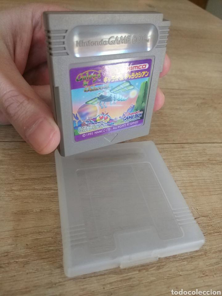 Videojuegos y Consolas: Cartucho original Nintendo Gameboy Galaga and Galaxian - Foto 3 - 205544531