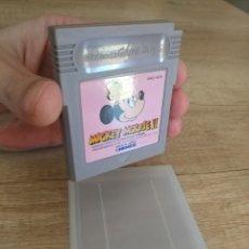 Videojuegos y Consolas: CARTUCHO ORIGINAL GAMEBOY MICKEY MOUSE 2. Lote 205546465