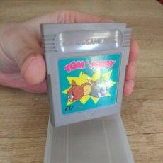 Videojuegos y Consolas: CARTUCHO ORIGINAL NINTENDO GAMEBOY TOM Y JERRY. Lote 205551237