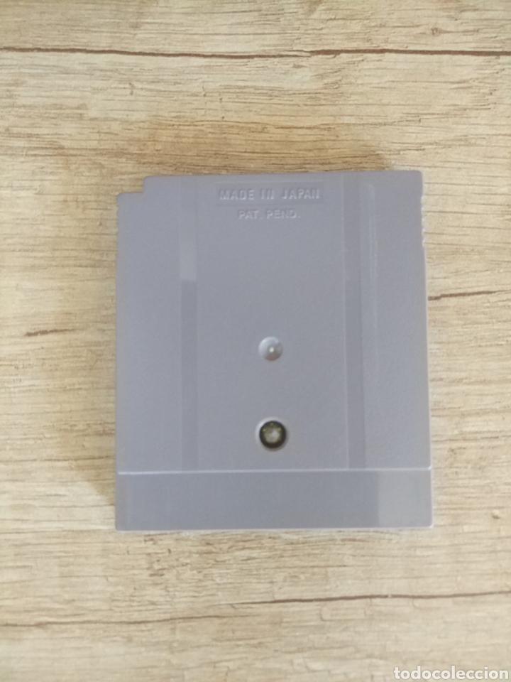 Videojuegos y Consolas: Cartucho Nintendo Gameboy Wario Land: Super Mario Land 3 - Foto 3 - 205556363