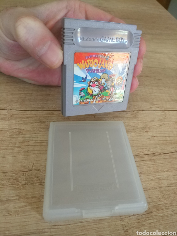 CARTUCHO NINTENDO GAMEBOY WARIO LAND: SUPER MARIO LAND 3 (Juguetes - Videojuegos y Consolas - Nintendo - GameBoy)