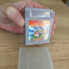 Videojuegos y Consolas: CARTUCHO NINTENDO GAMEBOY WARIO LAND: SUPER MARIO LAND 3. Lote 205556363