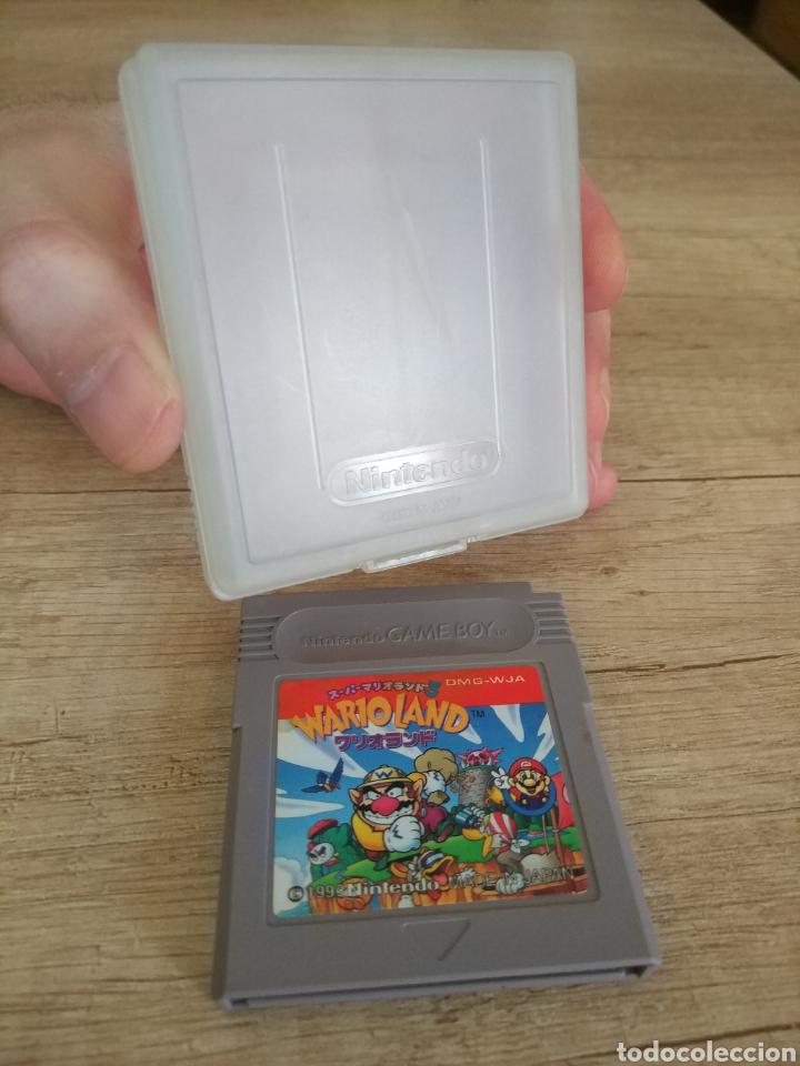 Videojuegos y Consolas: Cartucho Nintendo Gameboy Wario Land: Super Mario Land 3 - Foto 4 - 205556363