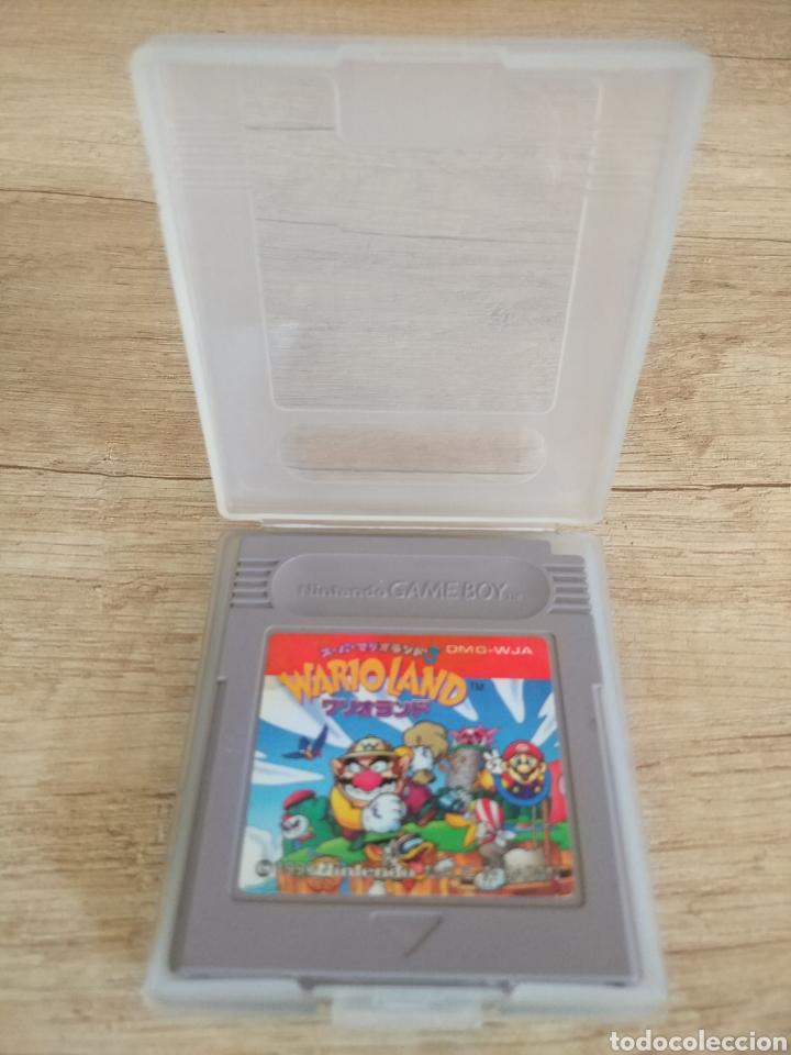 Videojuegos y Consolas: Cartucho Nintendo Gameboy Wario Land: Super Mario Land 3 - Foto 9 - 205556363