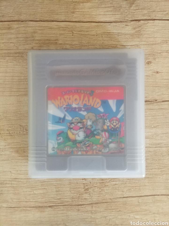 Videojuegos y Consolas: Cartucho Nintendo Gameboy Wario Land: Super Mario Land 3 - Foto 11 - 205556363