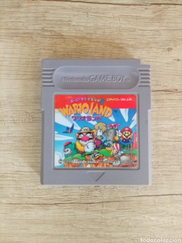 Videojuegos y Consolas: Cartucho Nintendo Gameboy Wario Land: Super Mario Land 3 - Foto 2 - 205556363