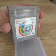 Videojuegos y Consolas: CARTUCHO NINTENDO GAMEBOY TINY TOON ADVENTURES. Lote 205562562