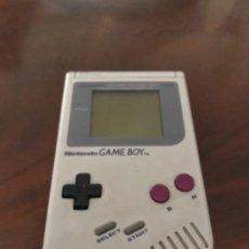 Videojuegos y Consolas: GAME BOY CLASICA DE NINTENDO AÑOS 80 FUNCIONANDO. Lote 216533156