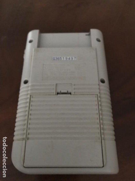Videojuegos y Consolas: Game BOY CLASICA DE NINTENDO AÑOS 80 FUNCIONANDO - Foto 4 - 216533156
