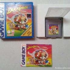 Videojuegos y Consolas: DUCK TALES GAME BOY. Lote 205812753