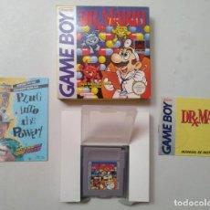 Videojuegos y Consolas: DRX MARIO GAME BOY. Lote 205812907