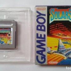 Videojuegos y Consolas: SOLAR STRIKER GAME BOY. Lote 205813431