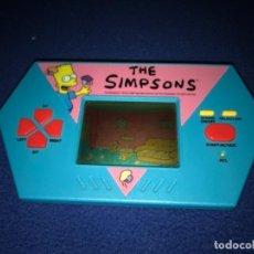 Videojuegos y Consolas: MAQUINA RECREATIVA DE LOS SIMPSONS AKLAIM 1989 FUNCIONANDO. Lote 206464883