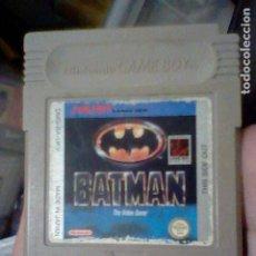 Videojuegos y Consolas: BATMAN GB GAME BOY JUEGO FUNCIONANDO NINTENDO. Lote 206521997
