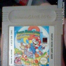 Videojuegos y Consolas: SUPER MARIO LAND 2 GB GAME BOY JUEGO FUNCIONANDO NINTENDO. Lote 206523610