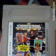 Videojuegos y Consolas: WF SUPER STAR 2 GB GAME BOY JUEGO FUNCIONANDO NINTENDO. Lote 206524457