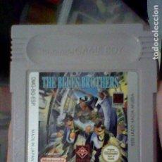 Videojuegos y Consolas: THE BLUES BROTHERS GB GAME BOY JUEGO FUNCIONANDO NINTENDO. Lote 206532366