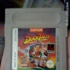 Videojuegos y Consolas: DUCK TALES GB GAME BOY JUEGO FUNCIONANDO NINTENDO DT-ESP. Lote 206534393