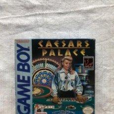 Videojuegos y Consolas: CAESER´S PALACE NINTENDO GAMEBOY GAMEBOY GB. Lote 206554913