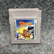 Videojuegos y Consolas: DISNEY PINOCCHIO NINTENDO GAME BOY GB. Lote 206562021