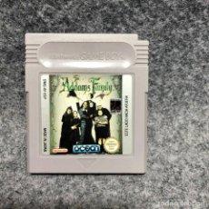 Videojuegos y Consolas: THE ADDAMS FAMILY NINTENDO GAME BOY GB. Lote 206562023