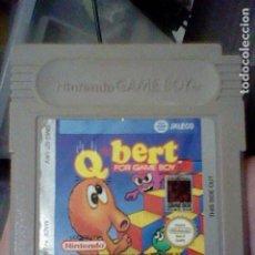 Videojogos e Consolas: Q BERT GAMEBOY GB GAME BOY JUEGO FUNCIONANDO NINTENDO. Lote 206602832