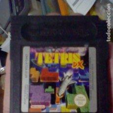 Videojuegos y Consolas: TETRIS DX GAMEBOY GB GAME BOY JUEGO FUNCIONANDO NINTENDO ATER EUR. Lote 206603773
