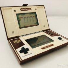 Videojuegos y Consolas: DONKEY KONG II GAME WATCH 1983. Lote 206604396