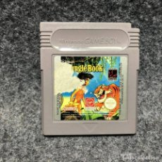 Videojuegos y Consolas: DISNEY THE JUNGLE BOOK NINTENDO GAME BOY GB. Lote 207086576