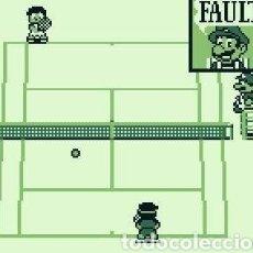 Videojuegos y Consolas: CARTUCHO ORIGINAL NINTENDO GAMEBOY TENNIS. AÑO 1989. Lote 207447976