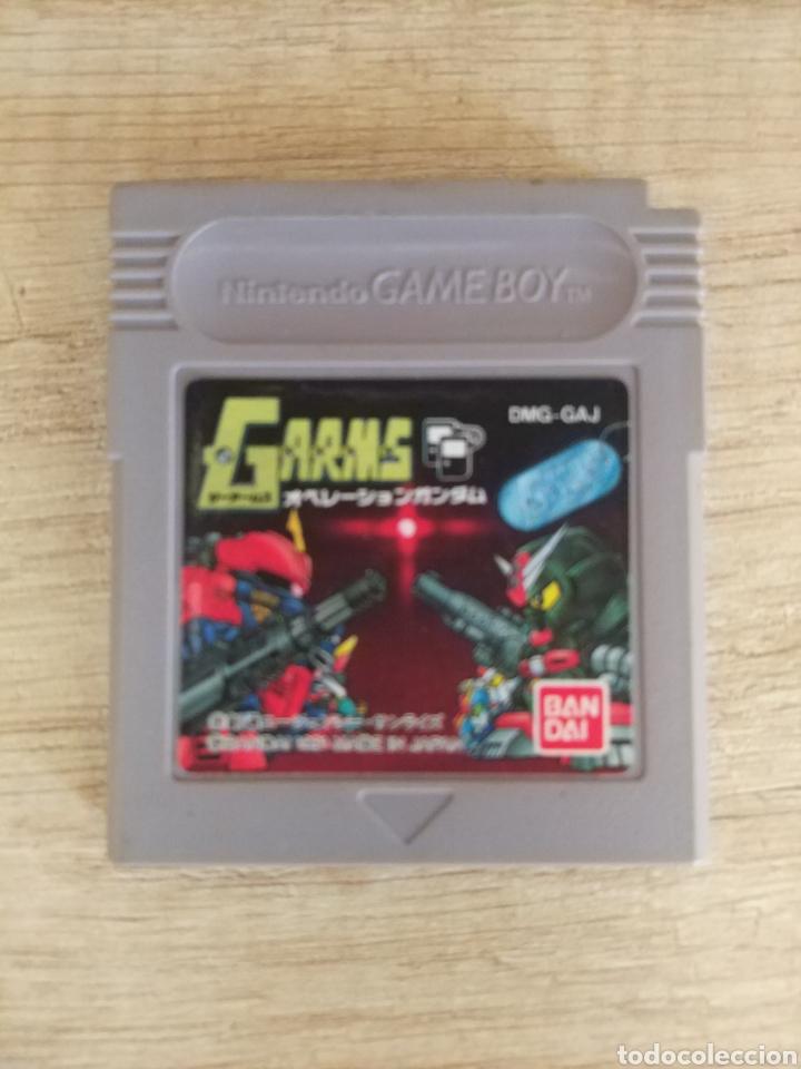 Videojuegos y Consolas: Cartucho original Nintendo GameBoy G-ARMS OPERATION - Foto 2 - 207435970