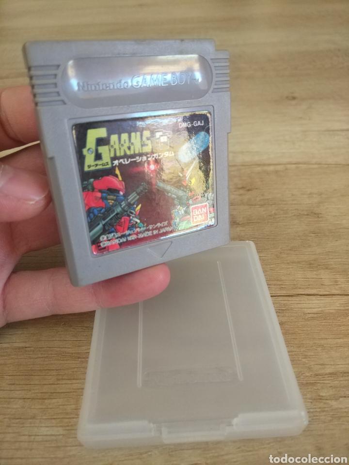 Videojuegos y Consolas: Cartucho original Nintendo GameBoy G-ARMS OPERATION - Foto 4 - 207435970
