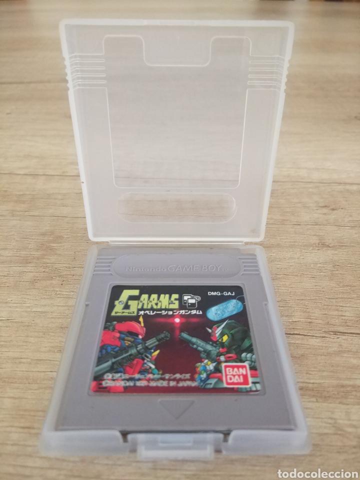 Videojuegos y Consolas: Cartucho original Nintendo GameBoy G-ARMS OPERATION - Foto 5 - 207435970