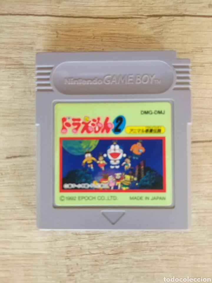 Videojuegos y Consolas: Cartucho original Nintendo GameBoy DORAEMON 2 - Foto 2 - 207444682