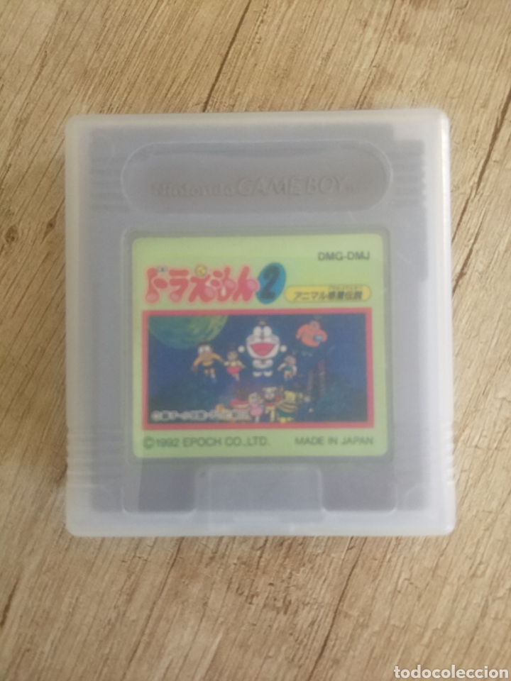 Videojuegos y Consolas: Cartucho original Nintendo GameBoy DORAEMON 2 - Foto 11 - 207444682