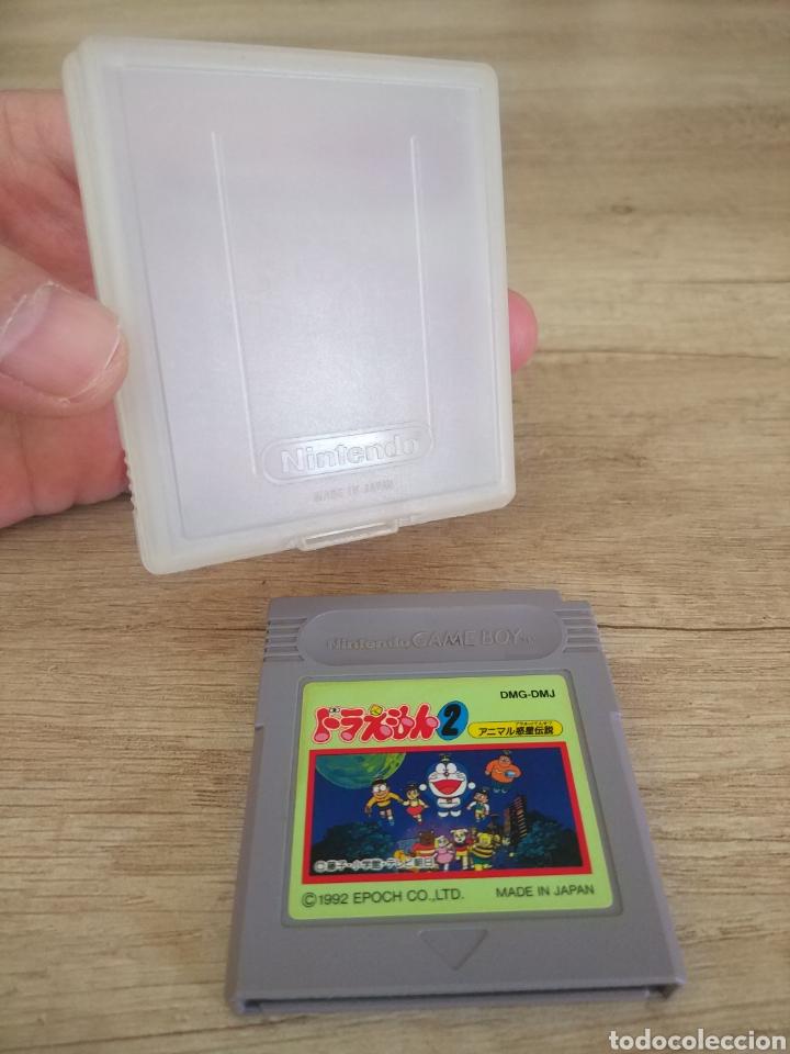 Videojuegos y Consolas: Cartucho original Nintendo GameBoy DORAEMON 2 - Foto 12 - 207444682
