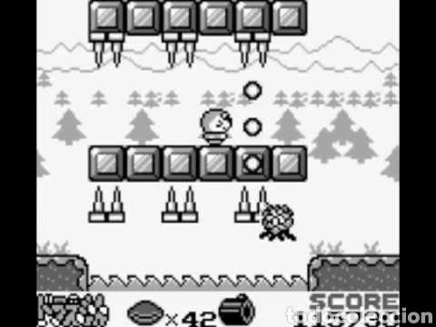 Videojuegos y Consolas: Cartucho original Nintendo GameBoy DORAEMON 2 - Foto 4 - 207444682