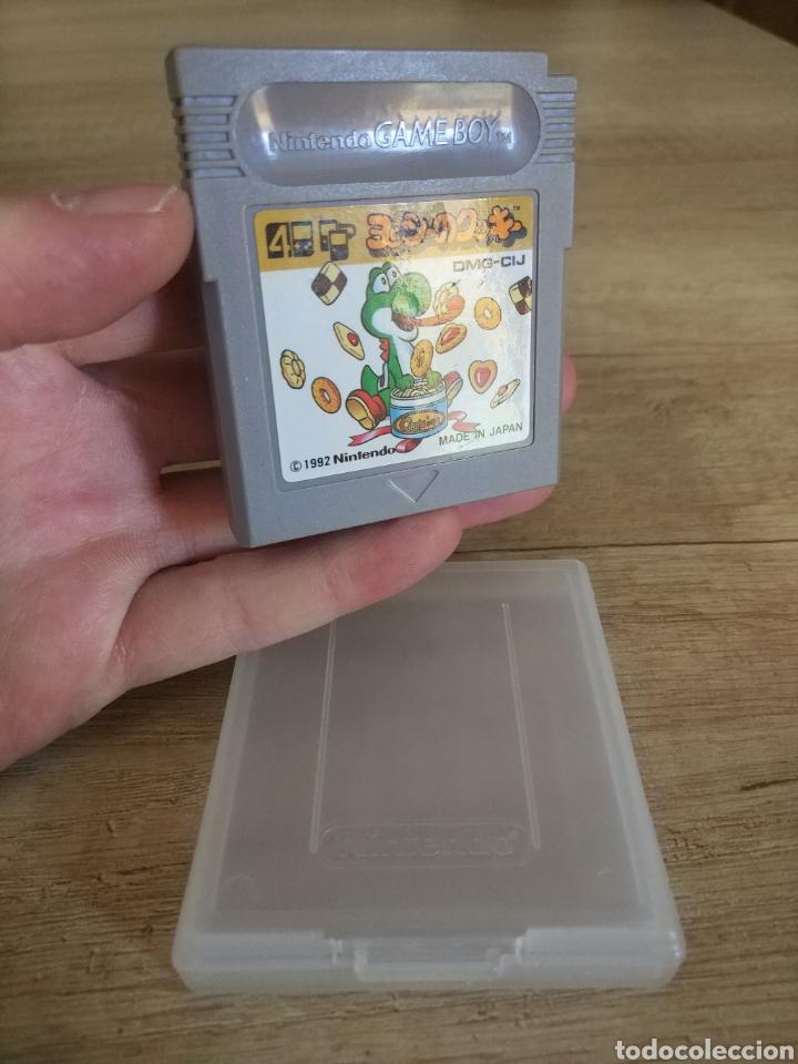 Videojuegos y Consolas: Cartucho original Nintendo GameBoy YOSHI COOKIE - Foto 4 - 207444936