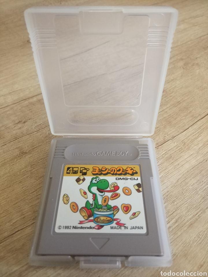 Videojuegos y Consolas: Cartucho original Nintendo GameBoy YOSHI COOKIE - Foto 5 - 207444936